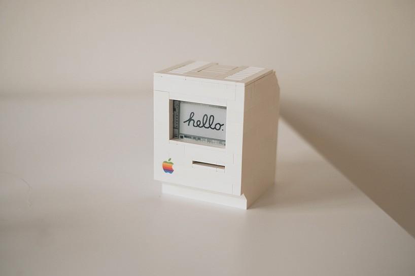 麻雀虽小功能完备,全球最小的台式电脑Macintosh