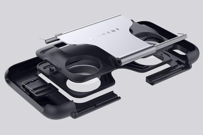 全球最轻薄的VR眼镜手机壳