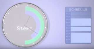 Glance Clock智能时钟化身贴心小管家
