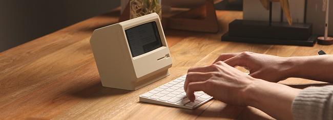 重现经典!让iPhone一秒变身初代苹果电脑