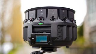 Google携小蚁合推VR相机YI Halo,17颗镜头零死角升级!