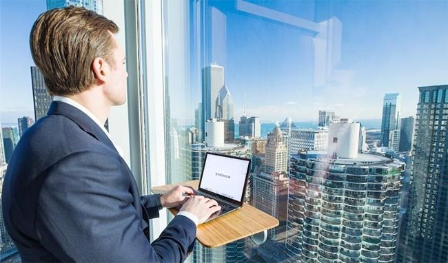 移动桌面DeskView办公的位置自己决定!