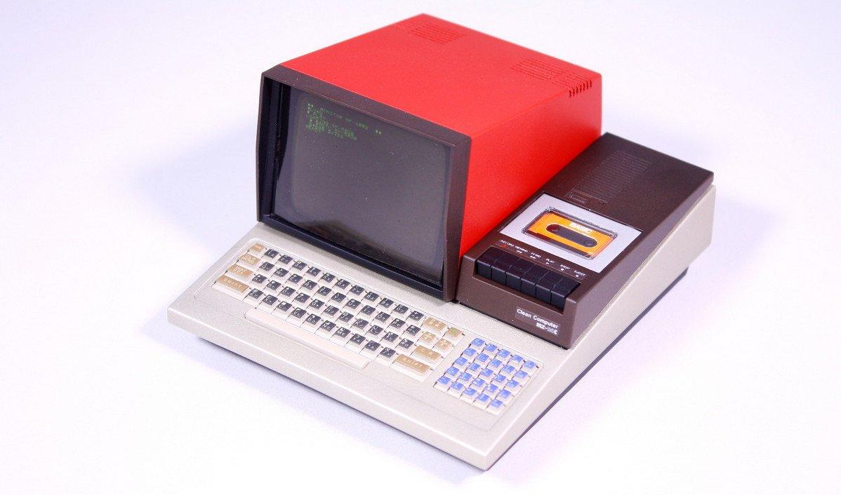 日本80年代超人气电脑PasocomMini MZ-80C迷你化复刻再出发