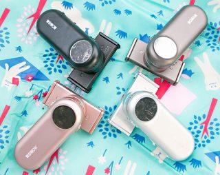 自拍不怕!超小型手机摄影稳定器Fancy让你跑着拍也美美哒
