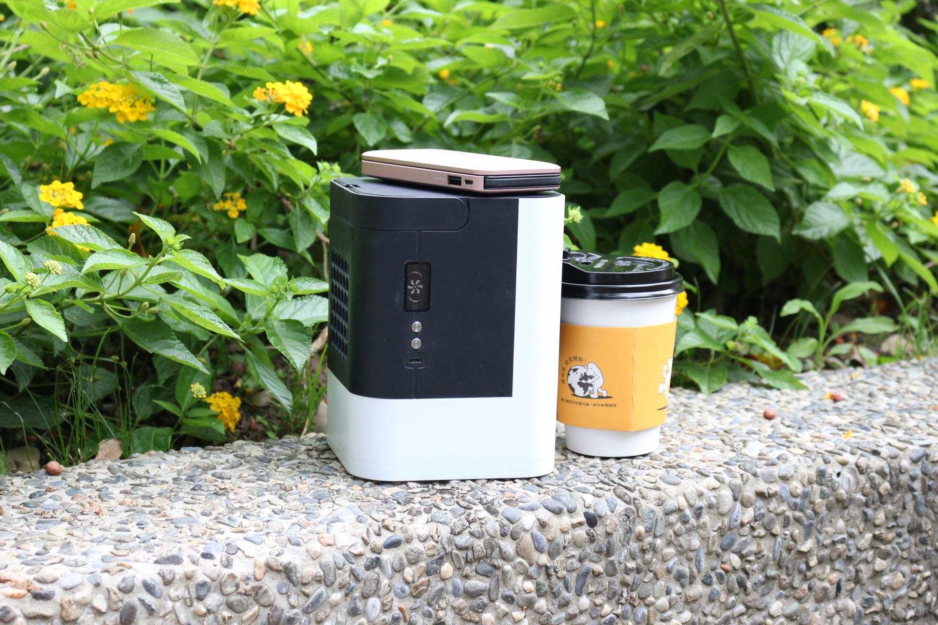 这个夏天不在热!IDI便携式迷你空调带你随时随地享受凉感