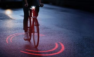 Bikesphere让你的自行车自带光环
