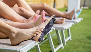 nakefit脚垫stick-on soles 释放你的双脚