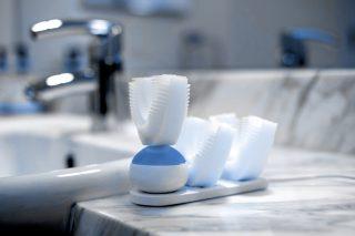新一代电动牙刷Amabrush10秒即可彻底清洁牙齿