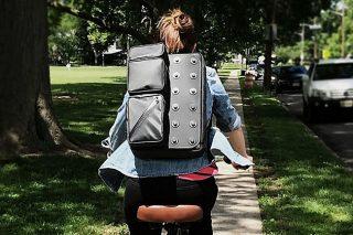 背着大乐高到处跑!组合式背包Bloqbag自己组合完美容量