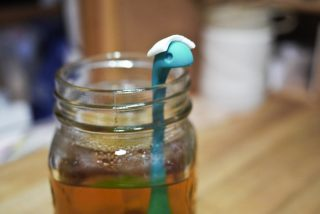 千呼万唤游出来,超可爱尼斯湖水怪泡茶神器开箱体验