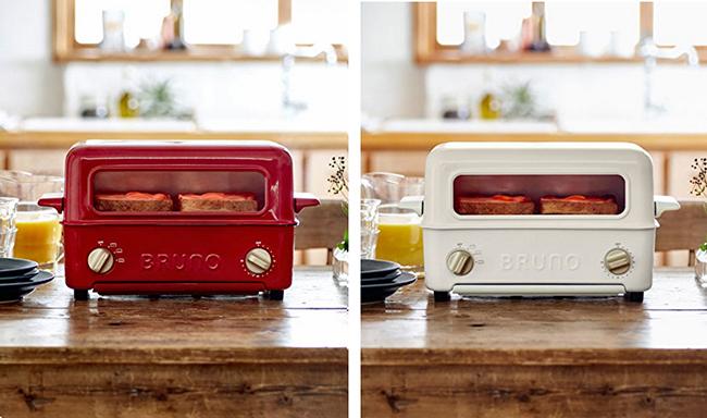 未上市就现预约热潮!抢先一探超时髦BRUNO小烤箱的魅力吧