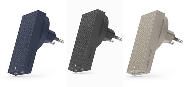 出国在外的「电力」通行证,Native Union 智能充电器一次充 4 种行动装置