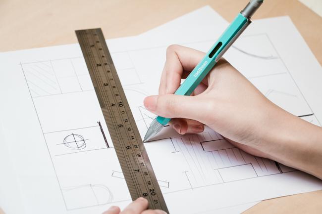 收起工具箱吧!Tool Pen 工具笔集 6 种工具于一身,体现美感与实用的结合