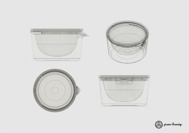 红点设计奖肯定的「透明急须」,没有把手的茶壶却不烫手
