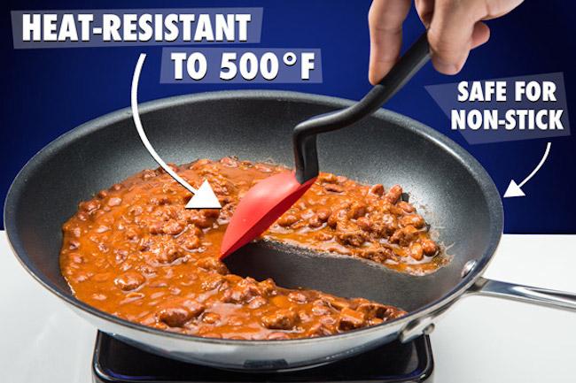可能是厨房里最好用的一把汤匙!Supoon 帮你清空所有果酱花生酱