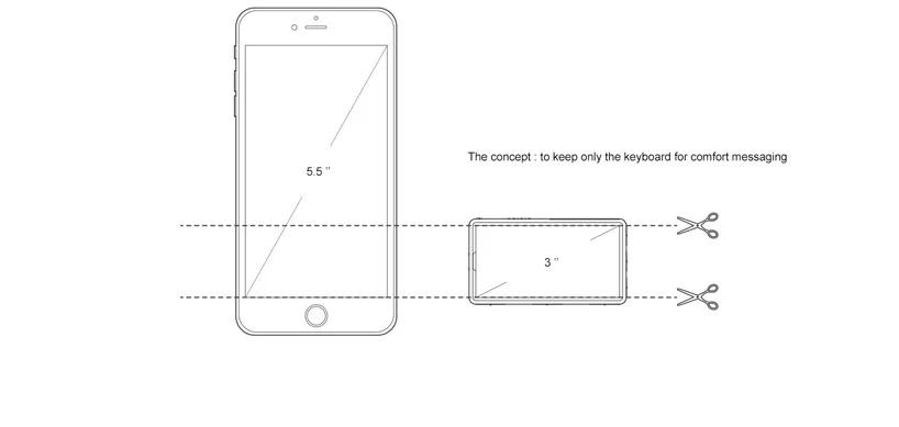 少即是多 极简主义迷你手机minima