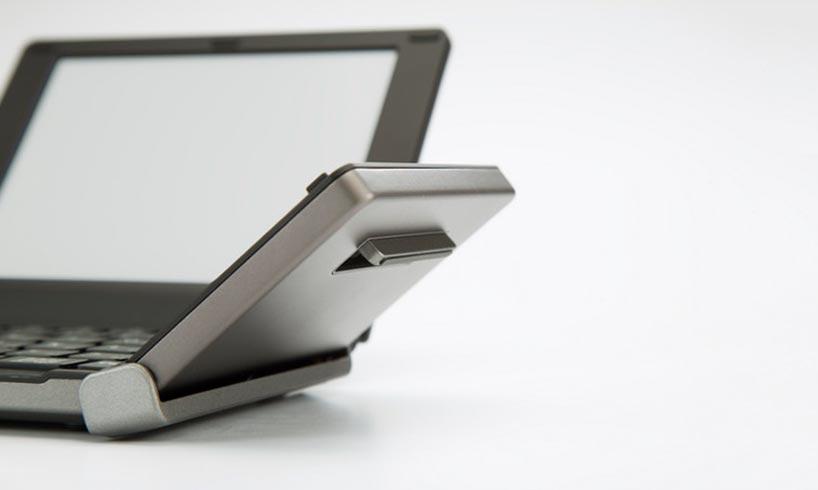 极简主义便携式电脑Pomera/打字机