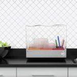 端上台面的好设计 小厨房最适用的多功能洗碗机 Tetra