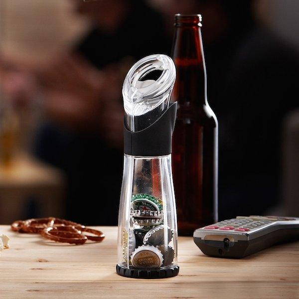 夏日啤酒畅饮好伙伴,Catch That Cap让瓶盖不再乱乱飞!