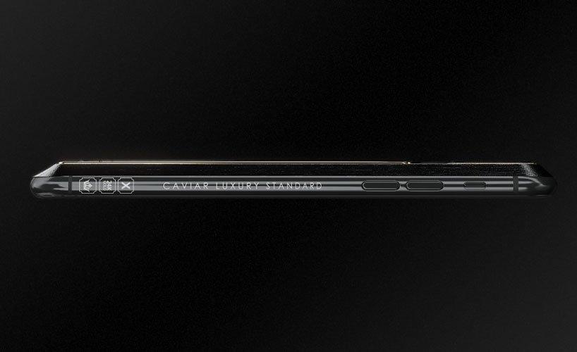 4500美元的特斯拉限量版iPhone X后盖嵌入太阳能电池板