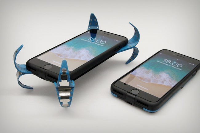 帮手机装上安全气囊「Mobile Airbag」,正摔反摔都免惊!
